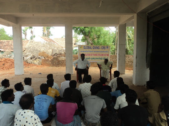 DISASTER MANAGEMENT TRAINING TO VULNERABLE YOUTH