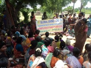 Disaster Management Training on Sothikkuppam