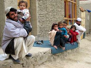 Help Rebuild Former Refugees' Lives in Afghanistan