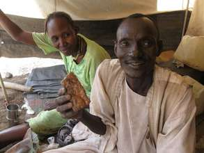 Hawa and her husband turn to traditional medicine