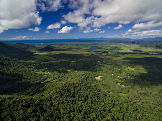 Daintree from Forest Creek Martin Stringer Photog