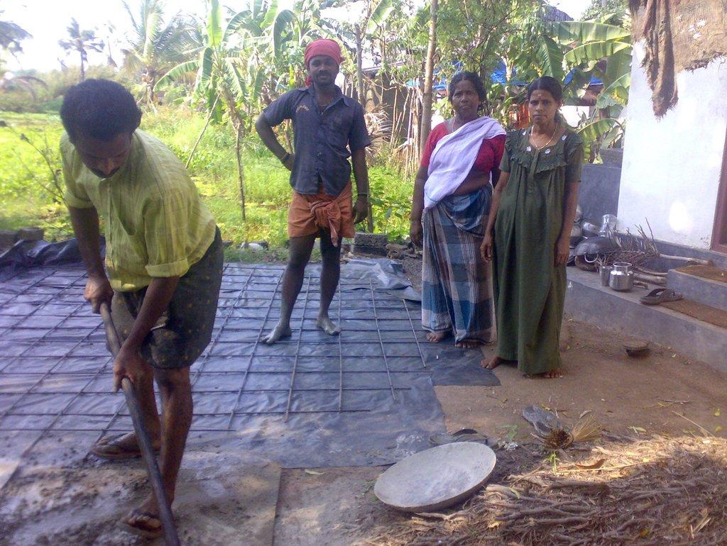 Our 11th water user group! Sugunan, Pannathadam
