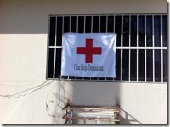 The Red Cross Office