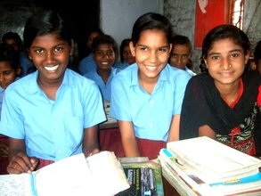 Educating Girls from Rescue Junction