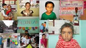 Children at Rescue Junction