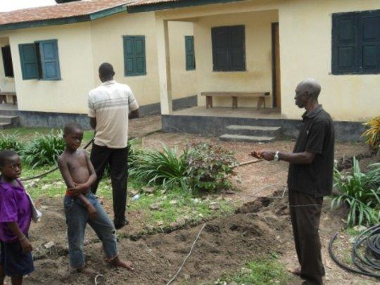 Gbendembu Clinic