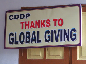 Thank you GlobalGiving!