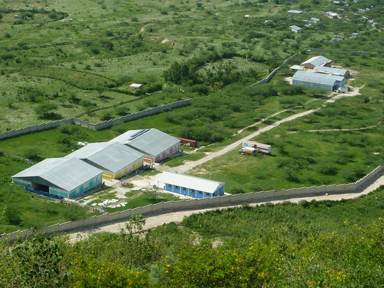 Mercy & Sharing Village at Williamson, Haiti