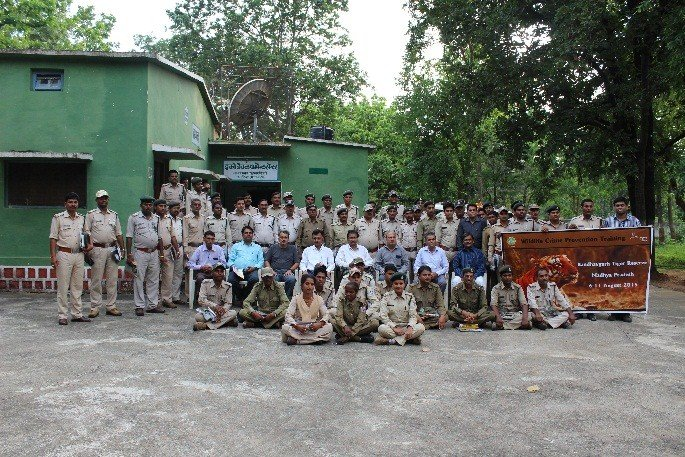 Group Photo of Trainers and Trainees