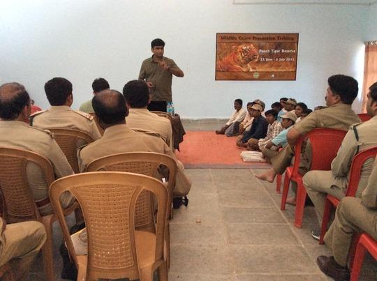 Wildlife Crime Prevention Training