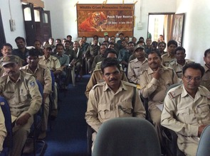 Wildlife Crime Prevention Training, Pench