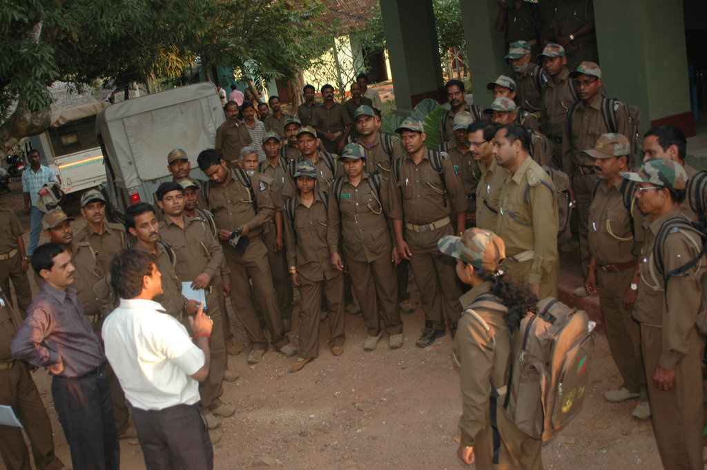 Equip Forest Guards to Protect Wildlife in India