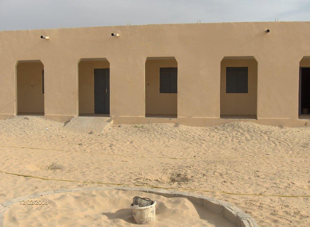 Educate hearing-impaired children in Timbuktu