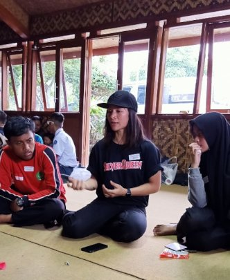 Sharing session with the athlete 2