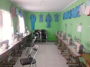The Green Sewing Classroom