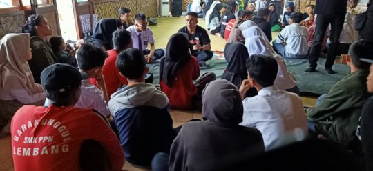 Sharing session with the athlete 1