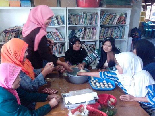 Women Empowerment Workshop: Make some snacks