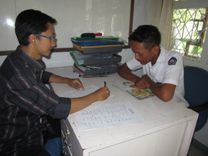English Reading Final Test in English Class