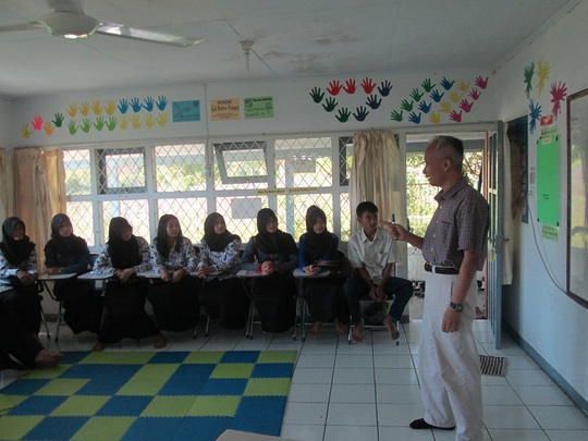 Hospitality Class in the Fourth Term