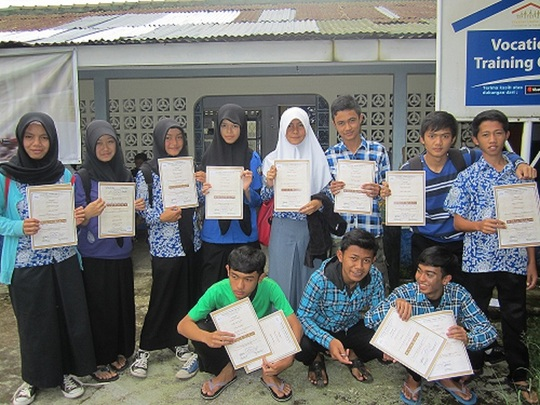 Certificate Distribution in The VTC Third Term