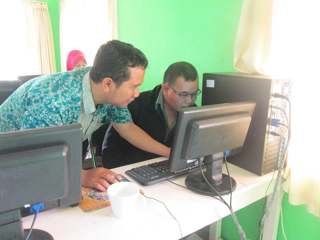 Computer Workshop Participants