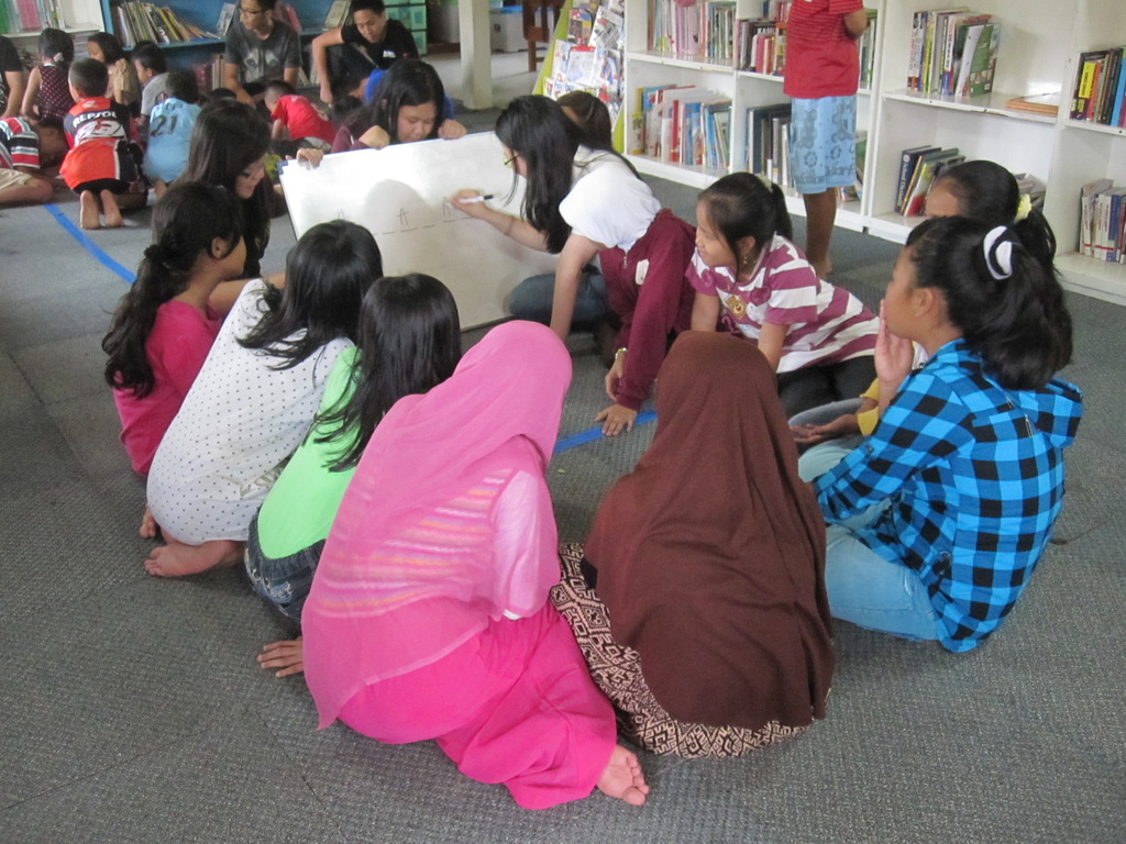 Singapore International School students