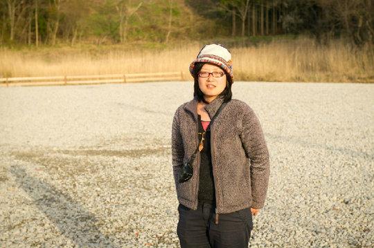 Naoko Tanesaka, a Fellow