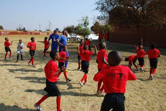 Life Skills Training with Coach Sam.