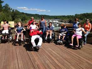 SPARC members gather at Great Falls