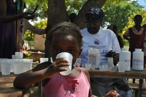 Treat 60,000 children in rural Zimbabwe