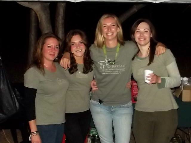 The A Team - Aby, Amy, Claire and Louise