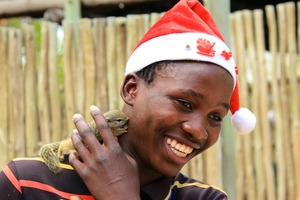 Christmas Campaign - Sponsor A Child