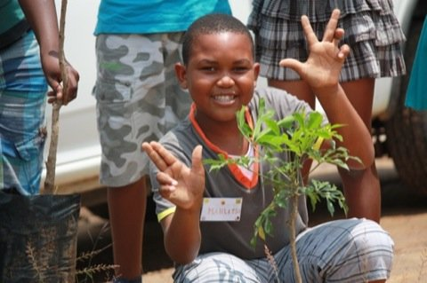 Environmental Education for over 300 Children