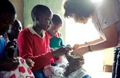 Teach Kenyan Women to Make Feminine Hygiene