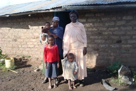 Better Health for 100 HIV affected families