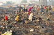 Help restore 500 waste pickers' burnt down homes