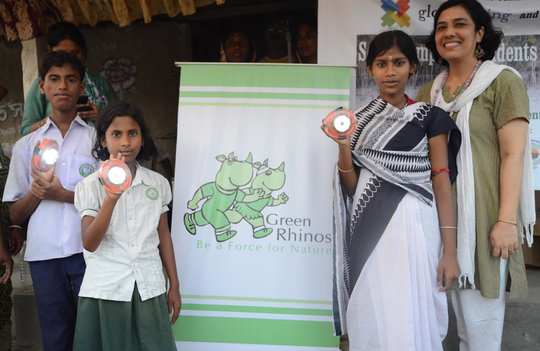 Solar Lamps and a Promise to Save the Sundarbans
