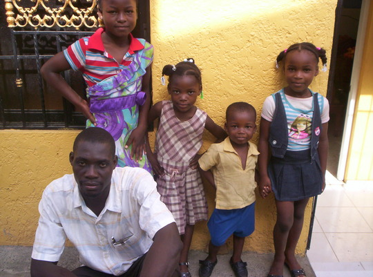 family of students who need sponsors