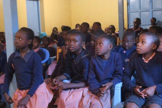 Closing School Assembly