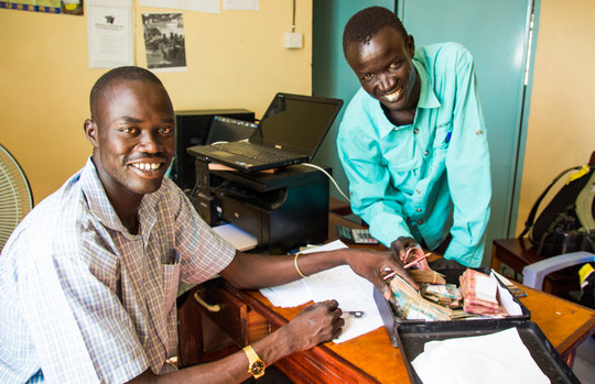 World Concern community bank - South Sudan