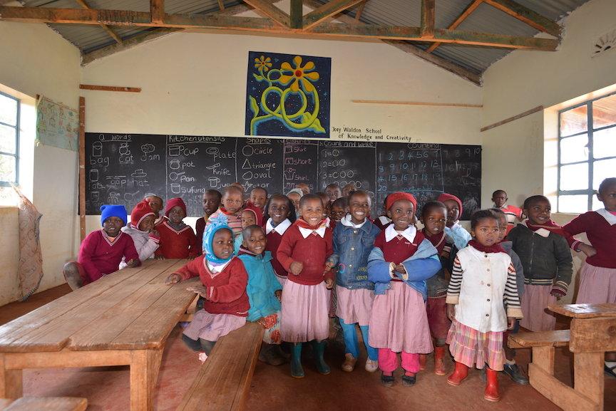 The New Amboni Preschool