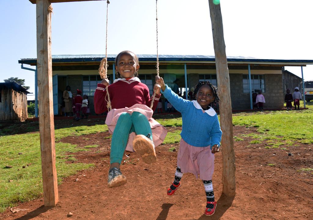 Big Smiles at New Amboni Preschool!