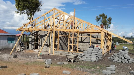 Laburra PreSchool Construction Underway