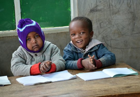 Mahiga Preschool now has 50 students!