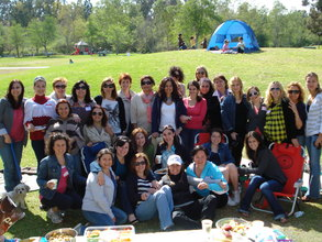 OCTAA's International Women's Day Picnic