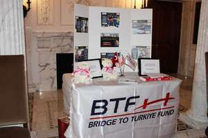 BTF & ATA-DC Joint Fundraiser in DC