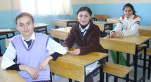 Scholars from Rural Regions of Turkey
