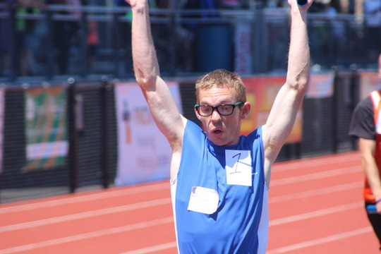 Reports from Special Olympics Oregon - GlobalGiving