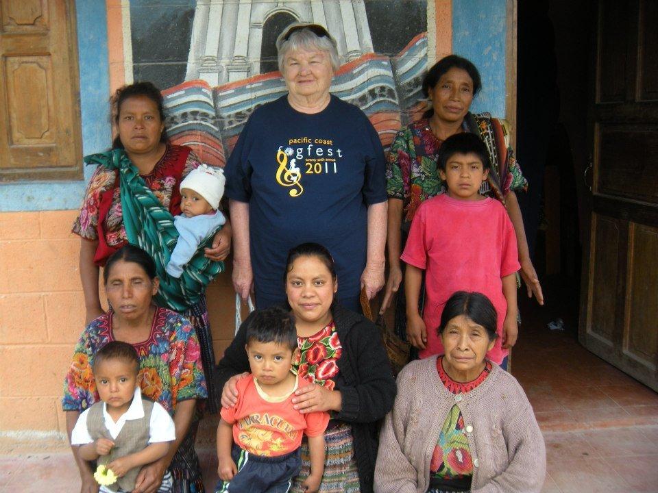 The Women of Chumanzana