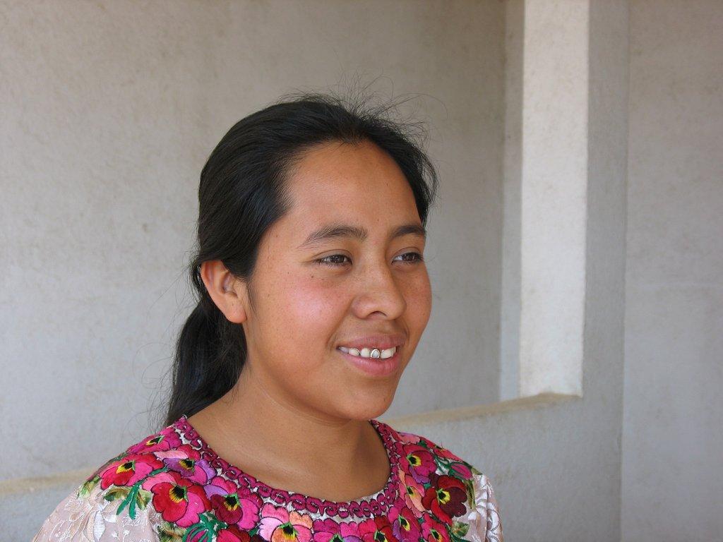Juana Ixmata, Work Experience Graduate  2007